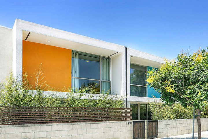 Atwater Village Modern Real Estate
