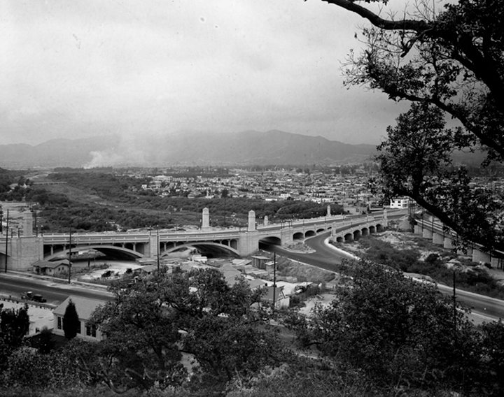 Atwater Village Glendale Hyperion Bridge