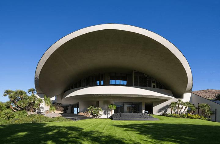 Bob Hope Residence by John Lautner