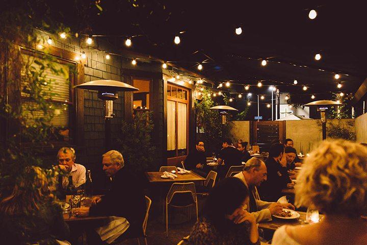Eagle Rock CA Little Beast Restaurant