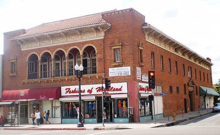Highland Park CA Figueroa St Stores