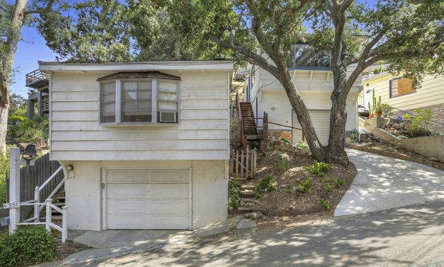 Hollywood Hills Least Expensive Home