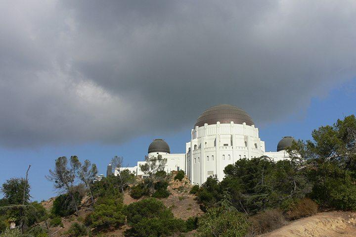 Los Feliz Griffith Park Observatory
