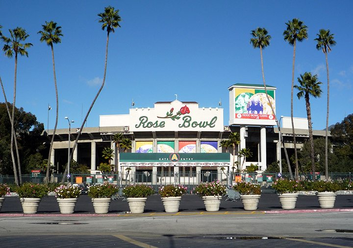 Pasadena CA Rose Bowl
