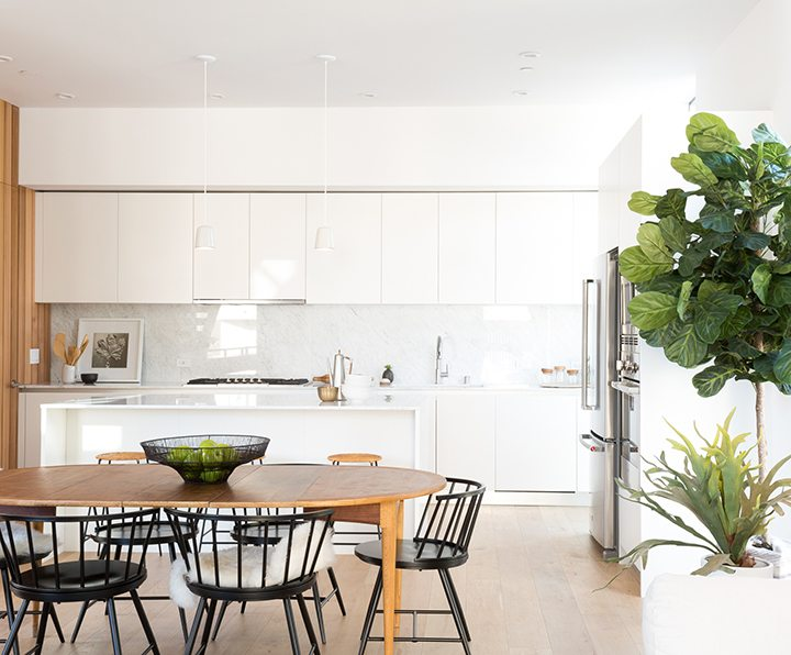 Habitat 6 small lot project of six modern homes in Los Feliz is for sale