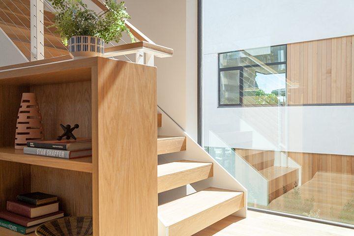 Habitat 6 Small Lot Ordinance Modern Home Los Feliz