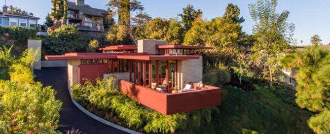 Mid Century Modern Architect W. Earl Wear Home in Mount Washington
