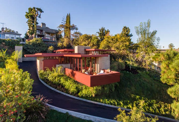 A rare opportunity to own a mid century modern masterpiece for Mid century modern homes los angeles