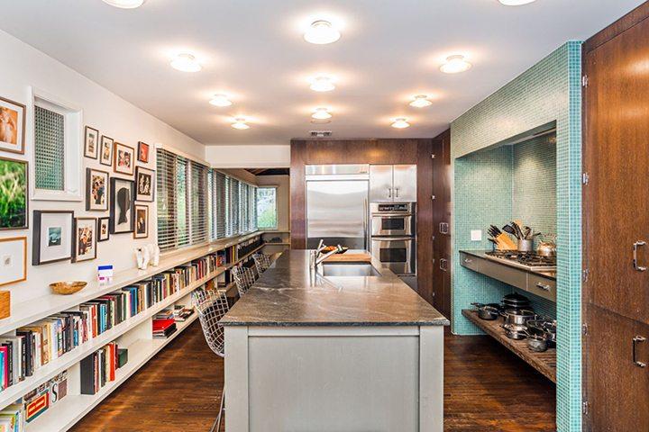 Mid Century Modern Home For Sale in Los Feliz