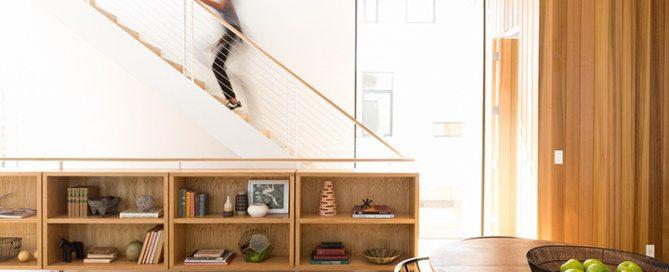 modern home in Los Feliz Habitat 6