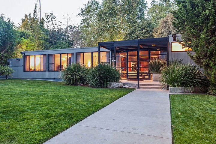 Home Designed by Case Study Architect Thornton Abell