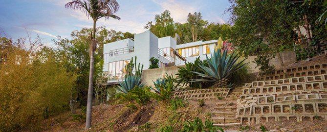 Case Study Architect Thornton Abell Home in Santa Monica
