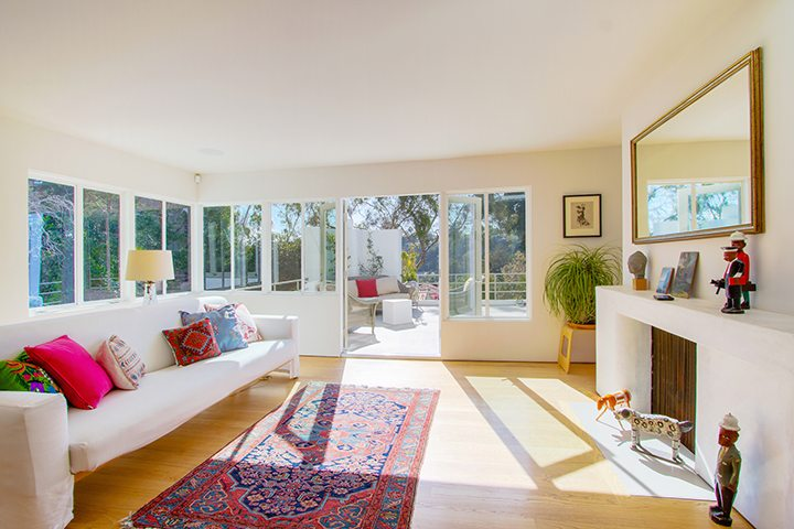 Case Study Architect Thornton Abell Home For Sale in Santa Monica