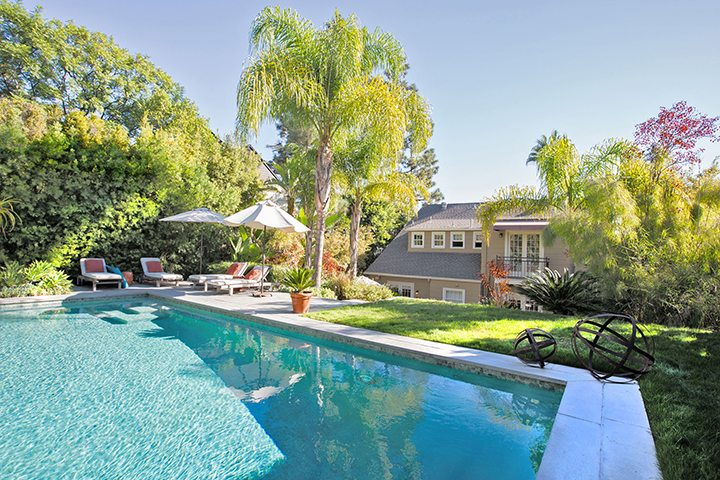 Traditional Style Home For Sale in Silver Lake, CA