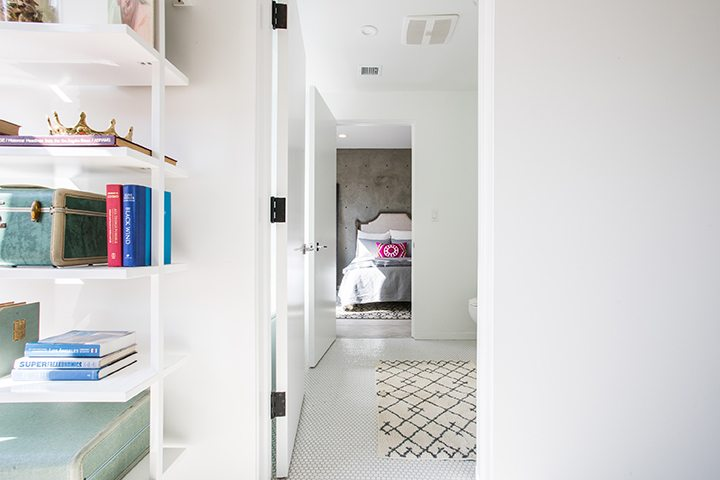 Modern small lot development in Silver Lake, CA by Barth Parners
