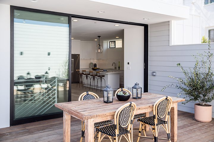 Small lot development in Silver Lake, CA by Barth Partners