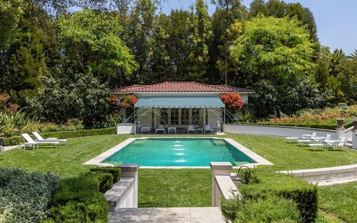 Cecile B DeMille's Estate For Sale Laughlin Park Los Feliz