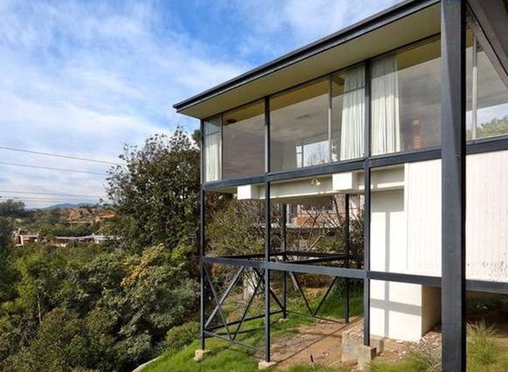 Craig Ellwood's Smith House For Sale in Brentwood CA
