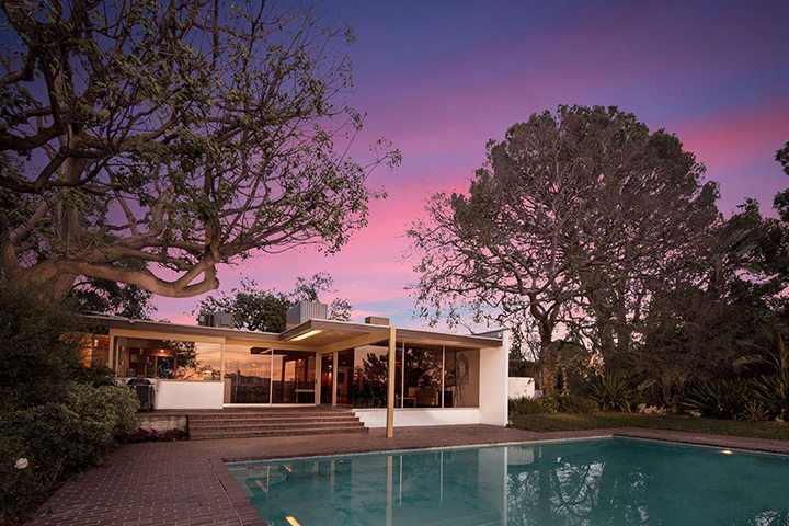 The Schaarman House by Richard Neutra