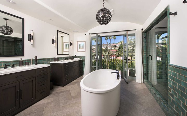 Xorin Balbes Laughlin Park Home For Sale in Los Feliz
