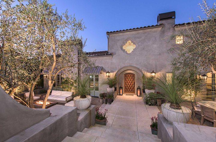 Xorin Balbes Laughlin Park Home For Sale in Los Feliz