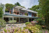 Wohlstetter House by Architect Josef Van de Kar