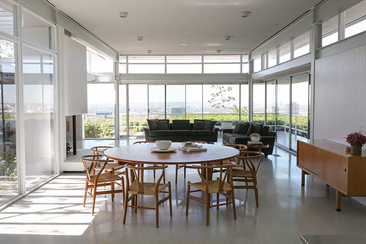 Rooney Mara's Mid Century Modern Home in The Oaks of Los Feliz