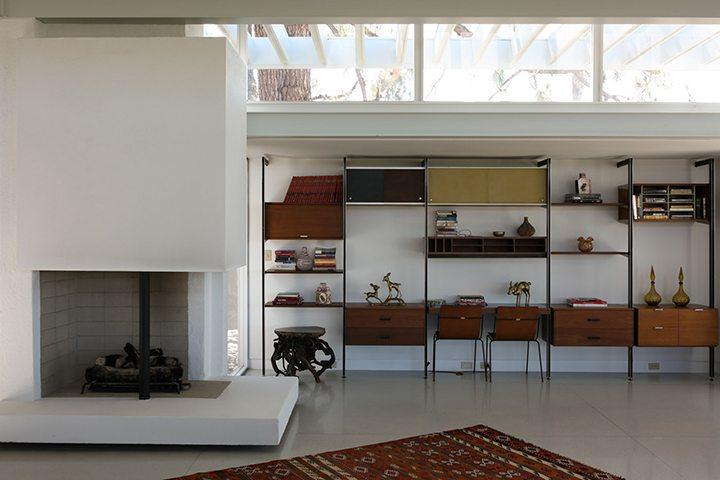 Rooney Mara's Mid Century Modern Home For Sale in Los Feliz