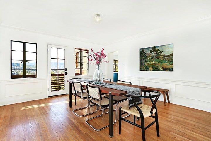 Artist Pauline Annon's Home For Sale in Silver Lake CA