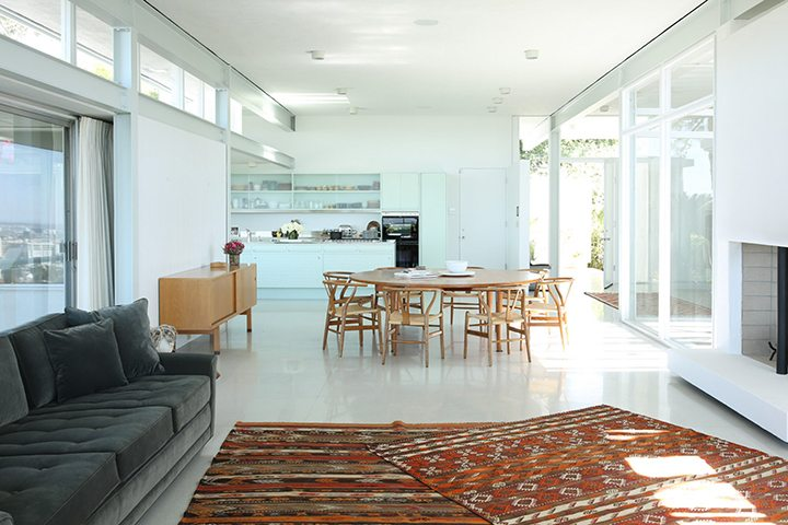 Rooney Mara Mid Century Modern Home For Sale The Oaks, Los Feliz