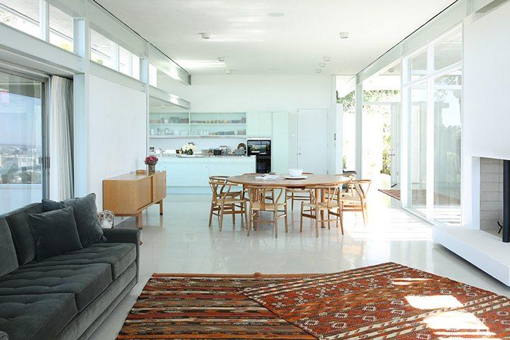 Rooney Mara Mid Century Modern Home For Sale The Oaks, Los Feliz