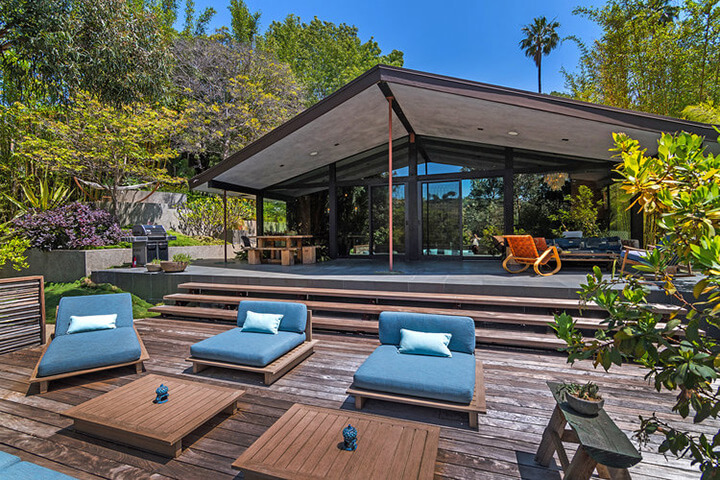 Mid Century For Sale Hollywood Hills