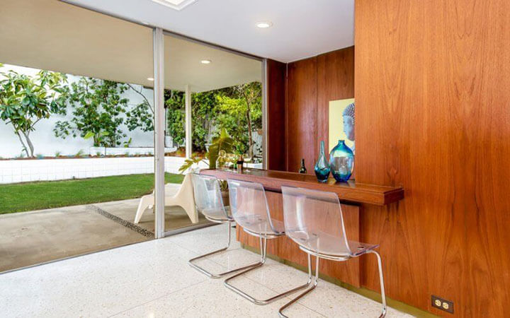 The Stone Residence Donald G. Park Mid Century Modern Home Los Feliz