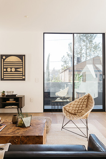 Modern Home For Sale in Silver Lake CA