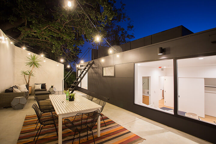 Modern Home For Sale in Silver Lake CA ANX / Aaron Neubert