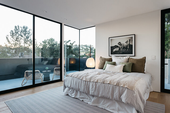 Modern Home For Sale in Silver Lake by Aaron Neubert