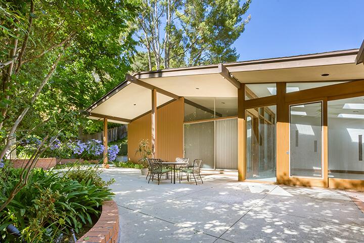 Robert Skinner Mid Century Modern Home For Sale Beverly Hills