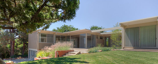 The Adelman Residence Mid Century Modern Beverly Hills