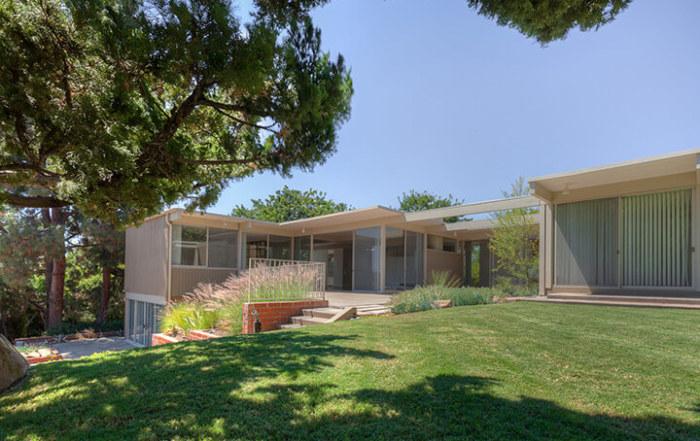 The Adelman Residence Mid Century Modern Beverly Hills