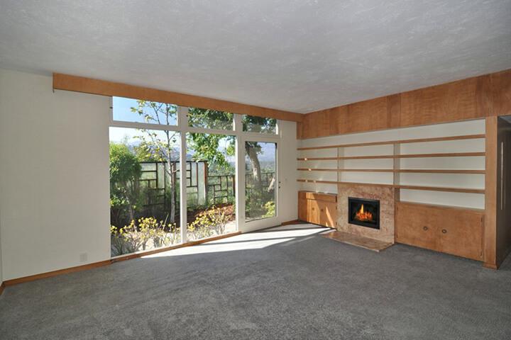 Gregory Ain Mid Century Modern Ralph House Pasadena