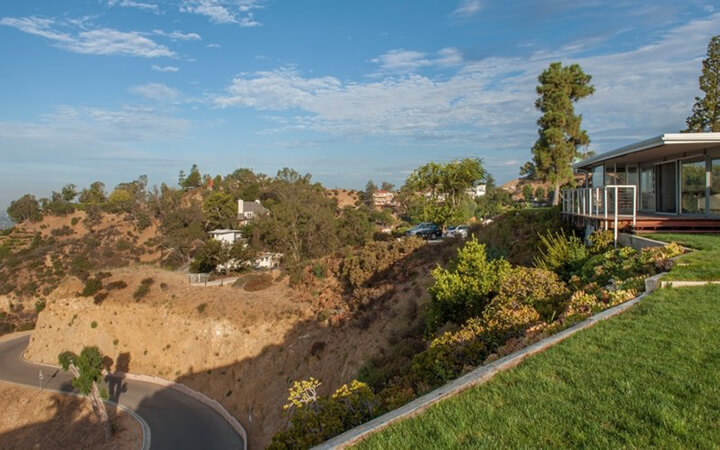 Chuey House Richard Neutra Hollywood Hills