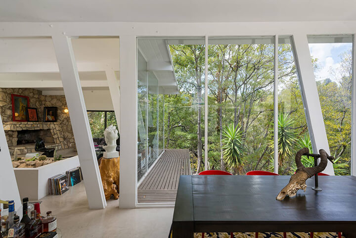 Cahuenga Pass Midcentury Modern Home For Sale Los Angeles