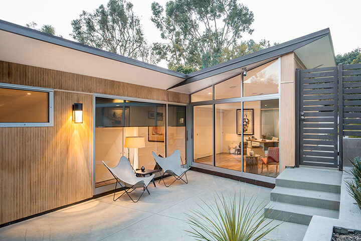 Case Study House #10 For Sale Pasadena CA