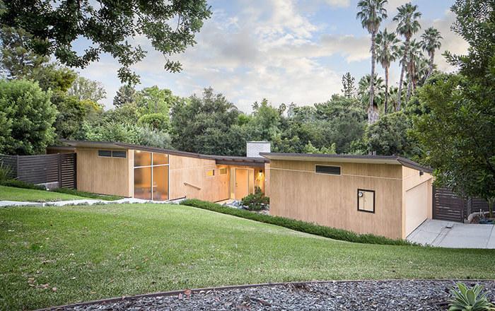 Case Study House #10 Pasadena CA