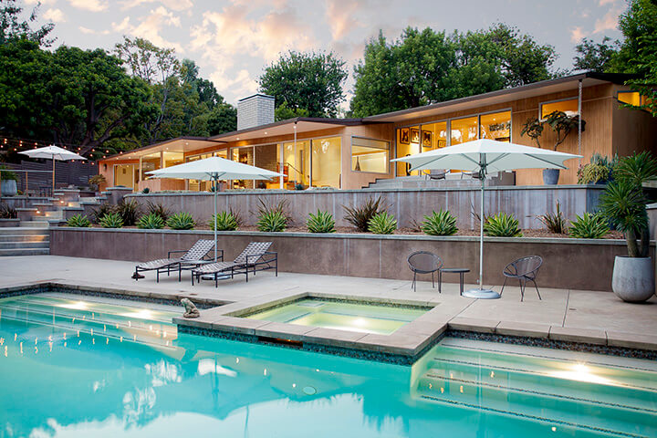 Renovated Case Study House 10 Hits The Market In Pasadena