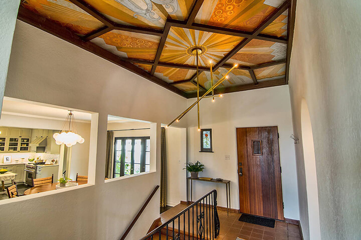 William P. Kesling Designed Home in Silver Lake