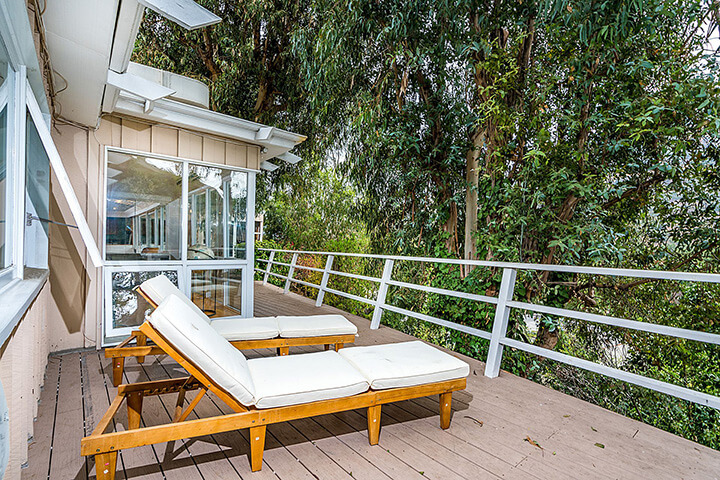 Hollywood Hills Mid Century Modern Home For Sale