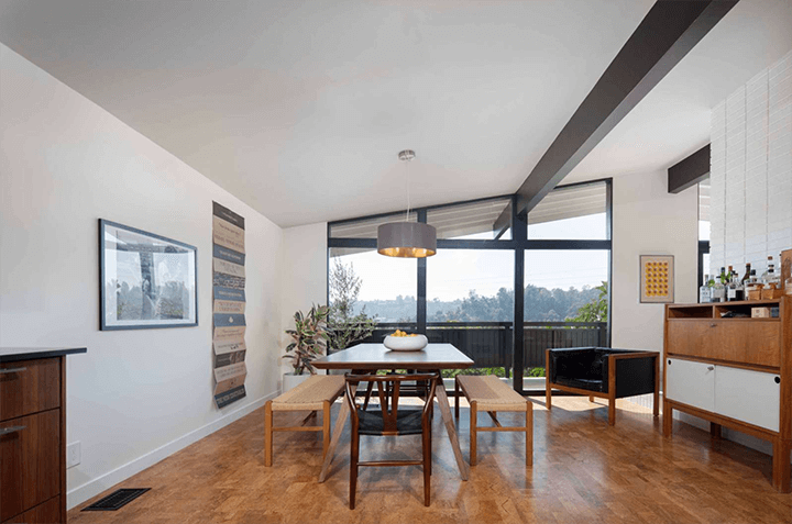 Midcentury Modern Home For Sale Sunset Strip
