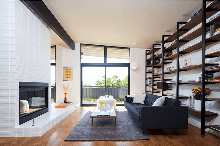 Mid-century Modern Home For Sale Sunset Strip