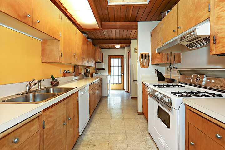 Midcentury Modern Home for Sale Hollywood Hills